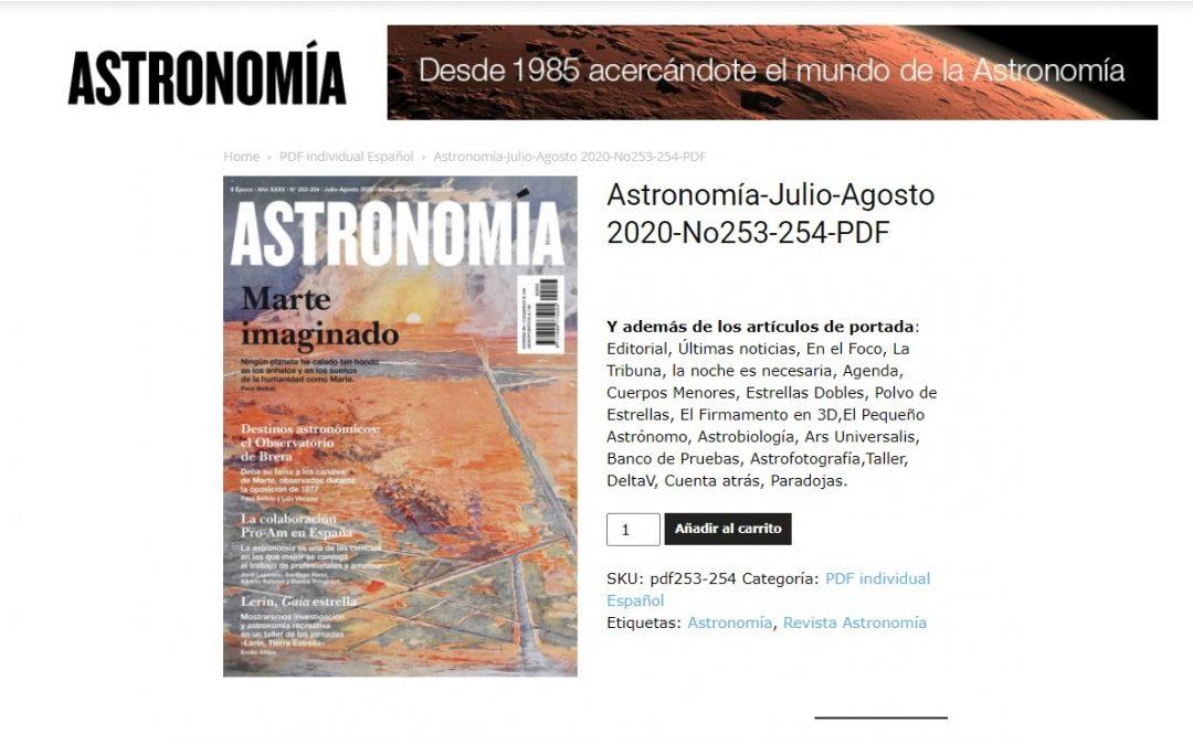 El Parque Astronómico Montañas de Prades abre sus puertas