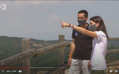 Obre el Centre de Visitants del Parc Astronòmic Muntanyes de Prades