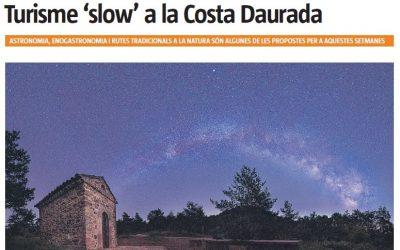 Turismo 'slow' en la Costa Dorada